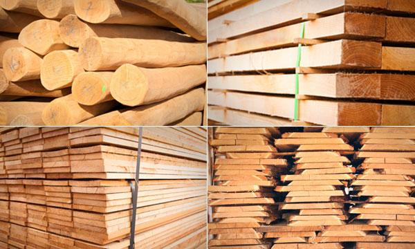 Fsc Certified Lumber At Mte