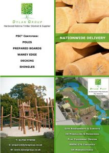 Landscape & Urban Design - Hardwood Robinia Timber Stockist Playground Equipment Manufacturer West Sussex East Sussex Surrey Hampshire London