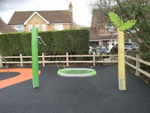 Wren Close Horsham DC Project - Hardwood Robinia Playground Equipment Manufacturer West Sussex East Sussex Surrey Hampshire London