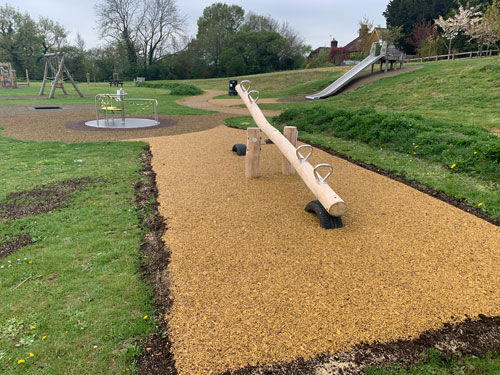 Easebourne Project - Hardwood Robinia Playground Equipment Manufacturer West Sussex East Sussex Surrey Hampshire London Berkshire
