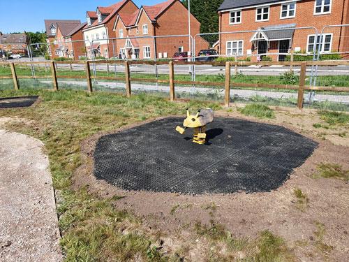Sandhurst Bloor Homes Project - Hardwood Robinia Playground Equipment Manufacturer West Sussex East Sussex Surrey Hampshire London