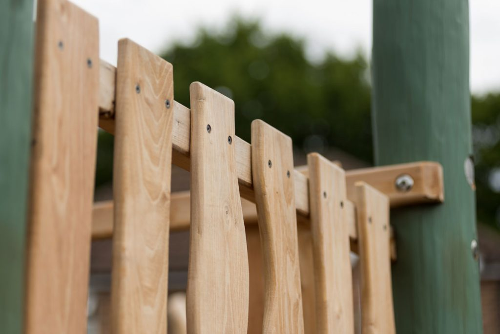 Fox Holes Project Horsham DC - Hardwood Robinia Playground Equipment Manufacturer West Sussex East Sussex Surrey Hampshire London Berkshire