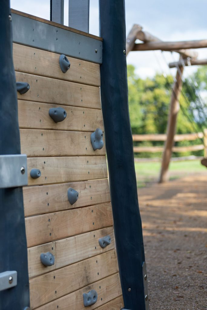 Mid Sussex District Council - Hardwood Robinia Playground Equipment Manufacturer West Sussex East Sussex Surrey Hampshire London Berkshire